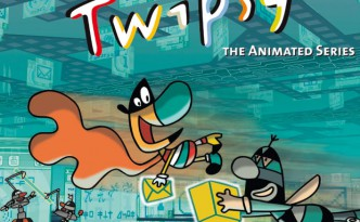 Twipsy animated series