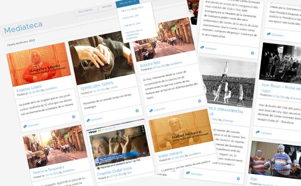 2013 publicacions a la Mediateca